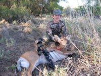 Ryans first bow kill